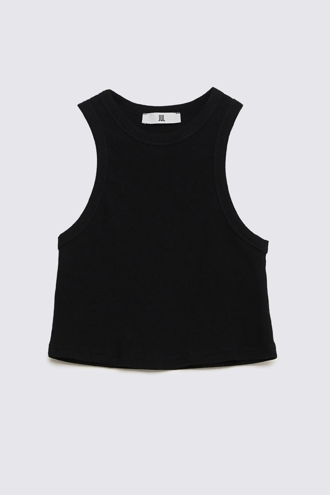 Basic shirt, Black, S