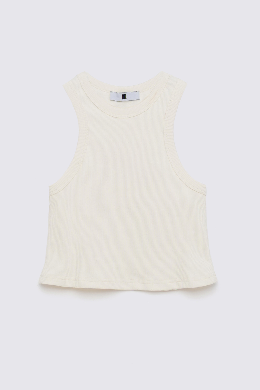 Basic shirt, Milky, S
